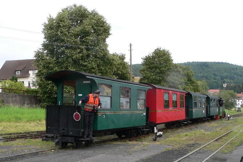 Bad Orber Bimmelbahn Rangie10