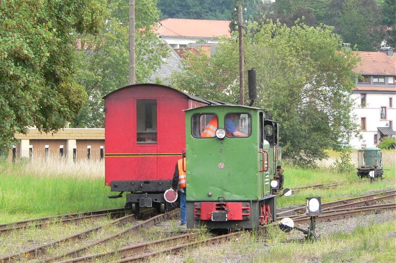 Bad Orber Bimmelbahn Rangie11