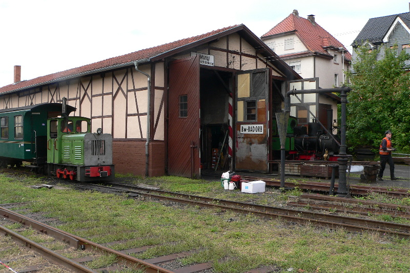 Bad Orber Bimmelbahn Rangie12