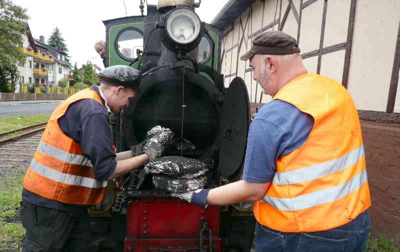 Bad Orber Bimmelbahn Rauchk10