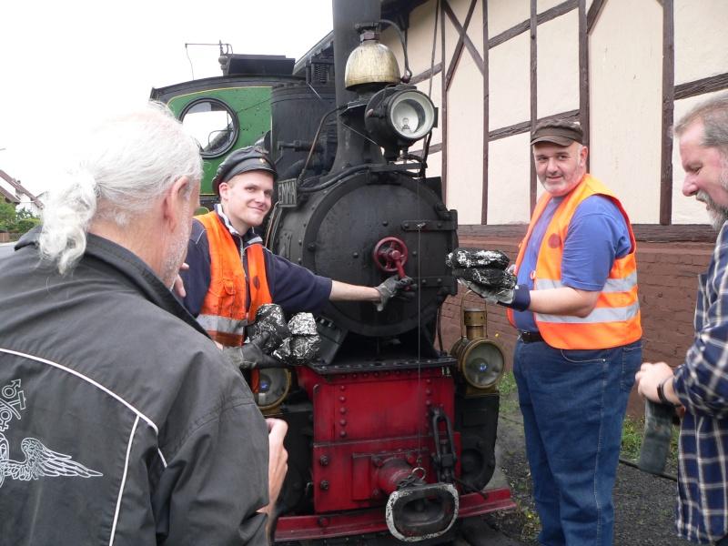 Bad Orber Bimmelbahn Rauchk11