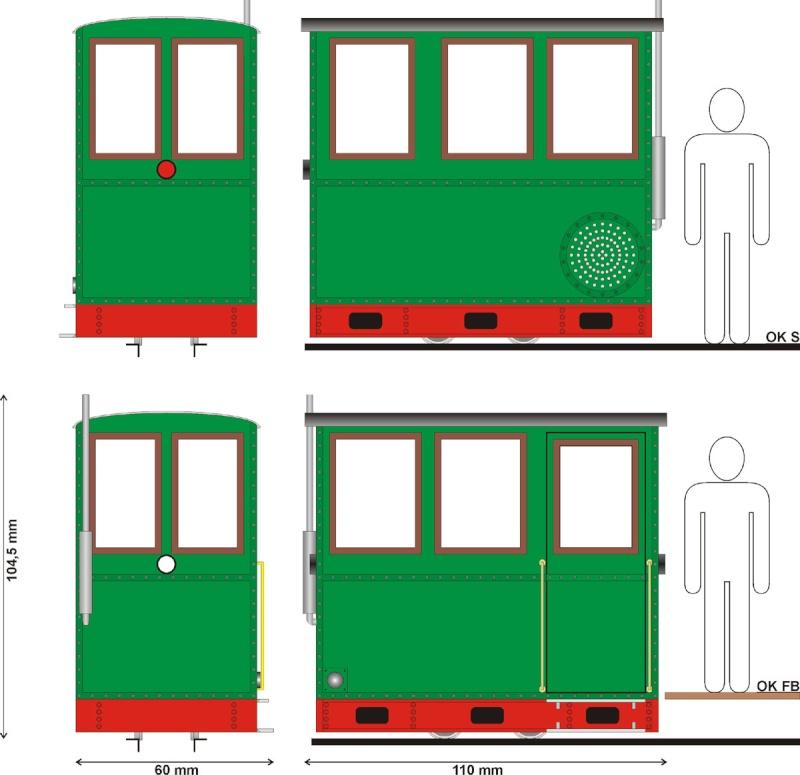 Arbeits-Triebwagen im Maßstab 1:22,5 für Spur Gn15 (16,5 mm) Tw_zei10