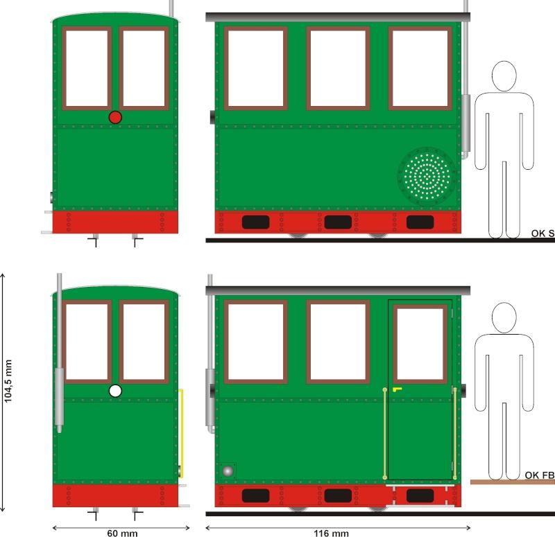 Arbeits-Triebwagen im Maßstab 1:22,5 für Spur Gn15 (16,5 mm) Tw_zei12