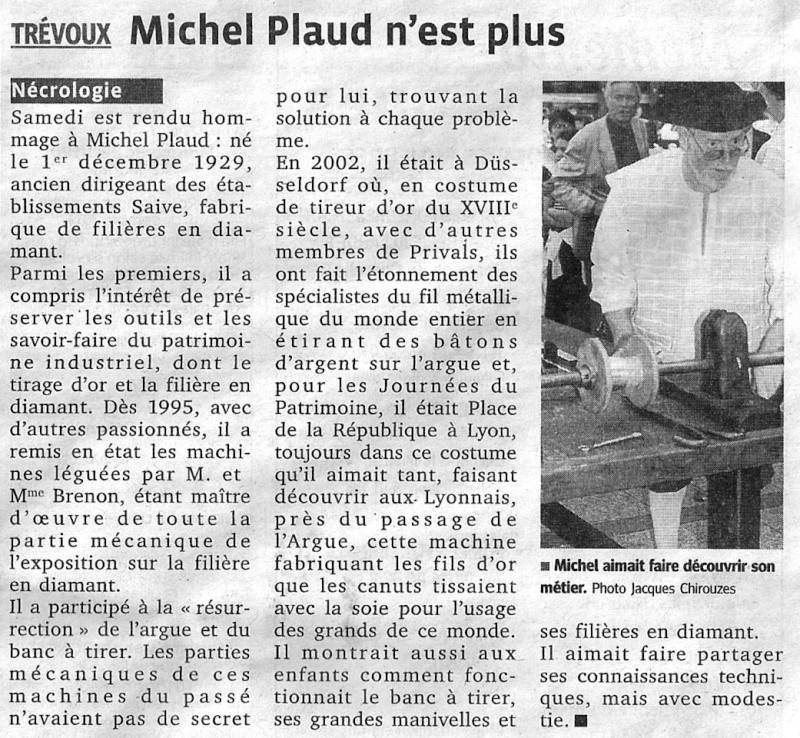 Reportage visu Trevoux - Page 2 Michel10
