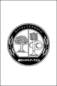 logos MERCEDES BENZ & logos AMG pour iPhone  Amg_lo19