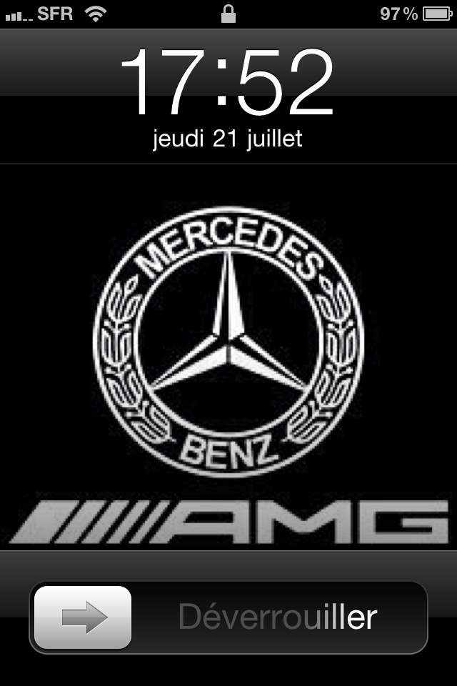 logos MERCEDES BENZ & logos AMG pour iPhone  Img_1410