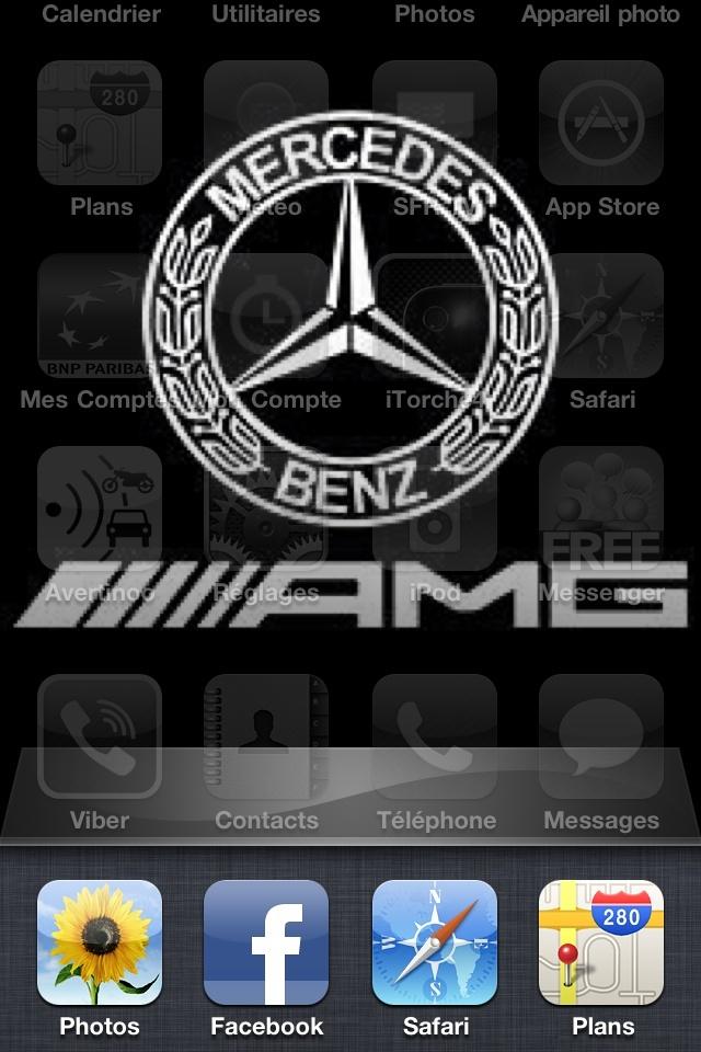 logos MERCEDES BENZ & logos AMG pour iPhone  Img_1414