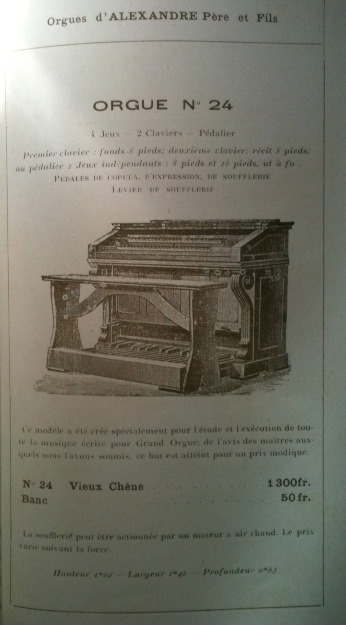 Datation des instruments Alexandre - Page 2 Fortin11