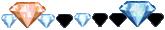 Diamond x 23