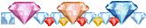 Diamond x 41