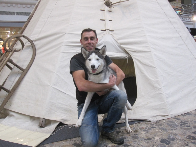 Reportage: Un homme et ses chiens de traîneau... Img_1211