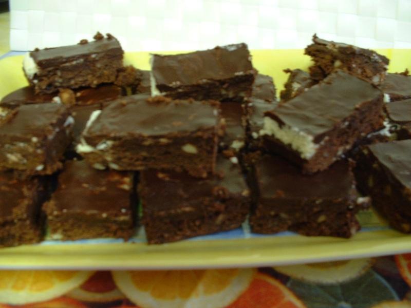 Carrés d'amandes au cacao + photo Dscf1210