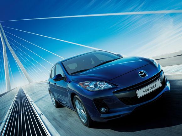 Tunisie : La nouvelle Mazda 3, entre 42.800 DT et 43.500 DT  28-05-10