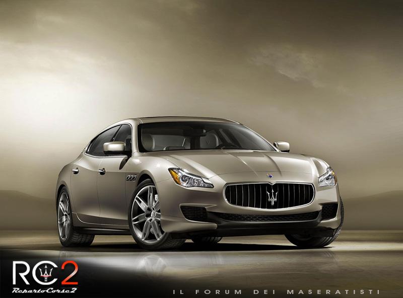 Nuova Maserati Quattroporte VI - Pagina 3 0111