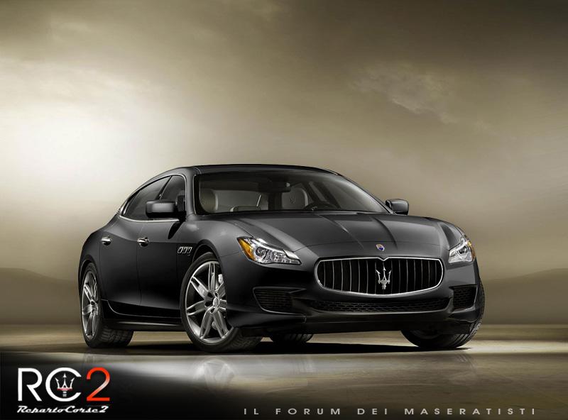 Nuova Maserati Quattroporte VI - Pagina 3 0211