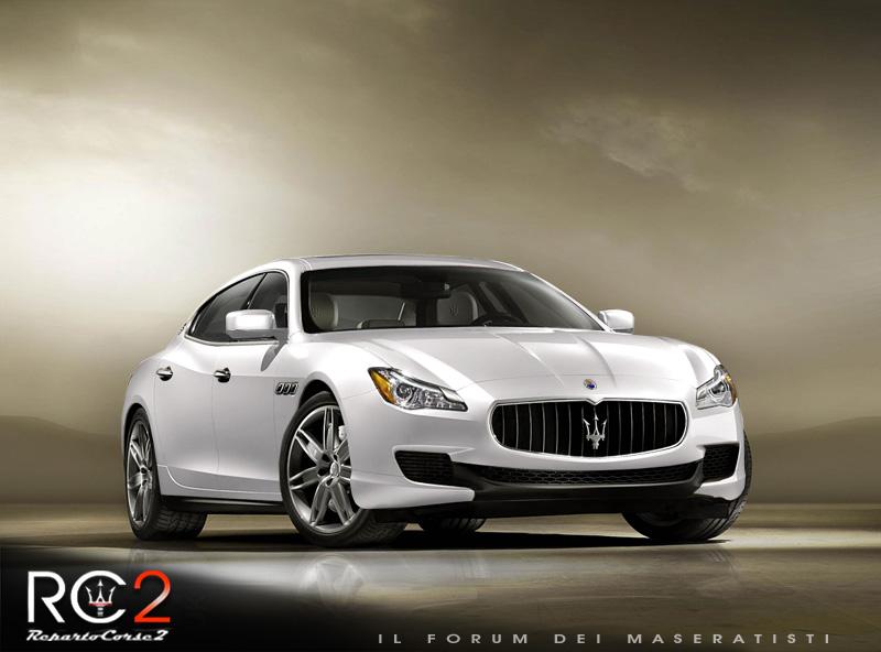 Nuova Maserati Quattroporte VI - Pagina 3 0311