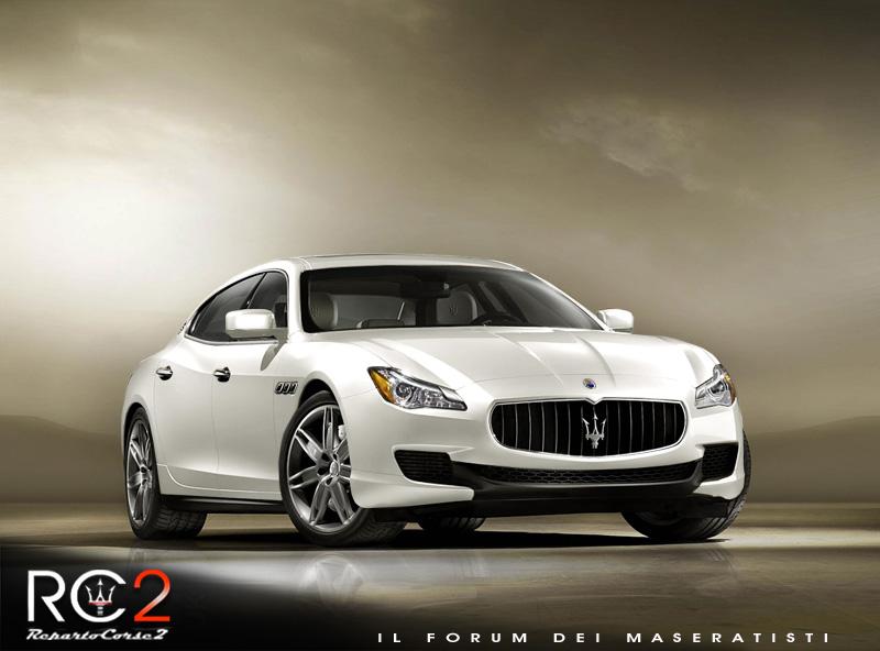 Nuova Maserati Quattroporte VI - Pagina 3 03b10