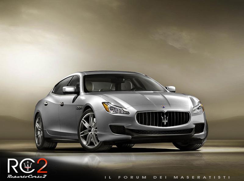 Nuova Maserati Quattroporte VI - Pagina 3 0411