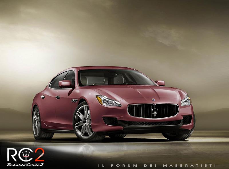 Nuova Maserati Quattroporte VI - Pagina 3 0611