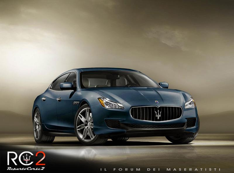 Nuova Maserati Quattroporte VI - Pagina 3 0811