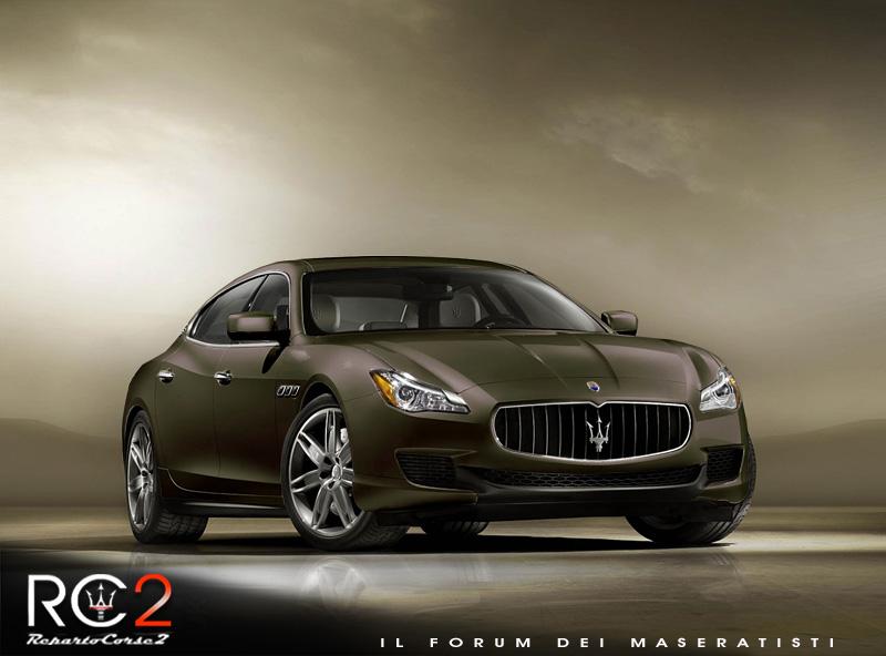 Nuova Maserati Quattroporte VI - Pagina 3 1010