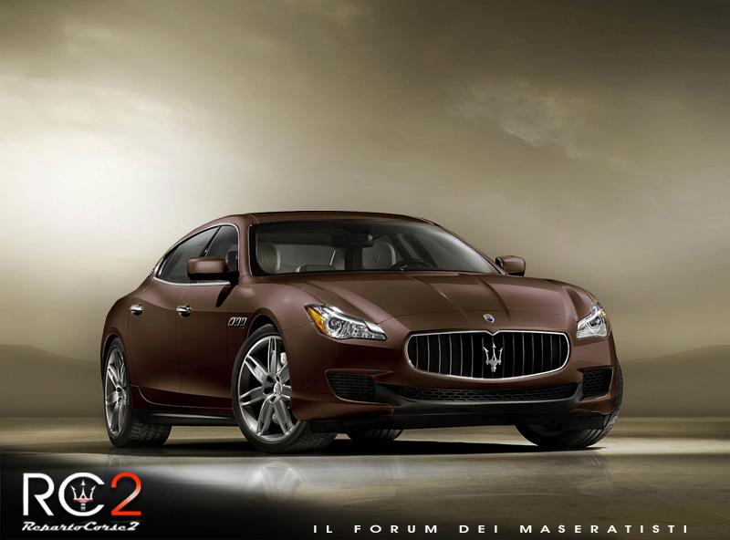 Nuova Maserati Quattroporte VI - Pagina 3 1110