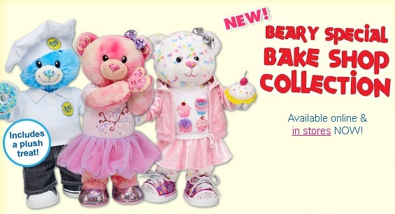 Bake Shop Bears Available Online & In Stores Now! Screen16