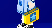 3rd JCBGCon Giveaway: Jr CyBearGuide Tote Screen22