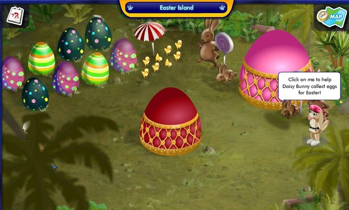 Easter 2012 In Bearville! New items, New Quests and Easter Island revealed! Screen24