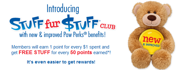 New & Improved Benefits For Stuff-Fur-Stuff Club! Ss03810