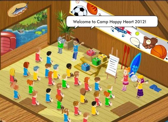 Camp Happy Heart 2012 Ss48110