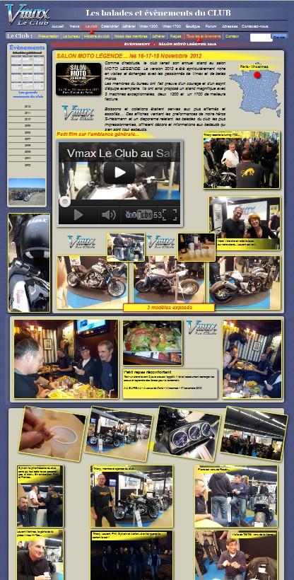 Salon Moto Legende 2012 16 - 18 novembre Presen10