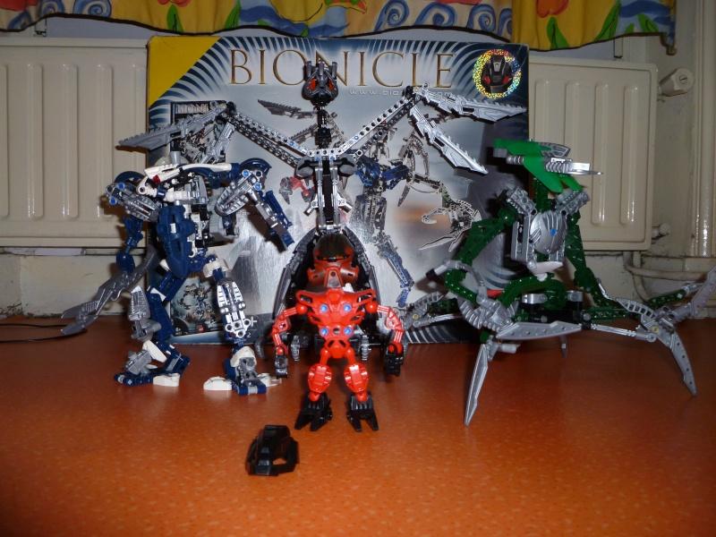 [Produits] Votre collection Bionicle - Page 14 P1010210