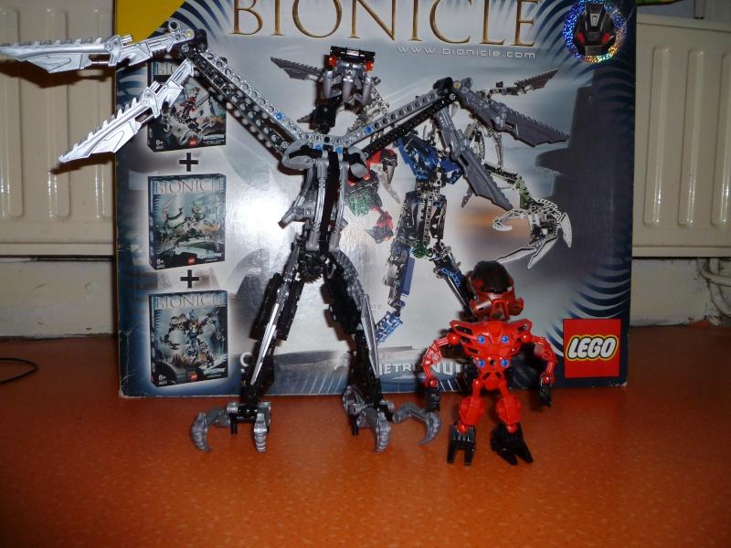 [Produits] Votre collection Bionicle - Page 14 P1010211