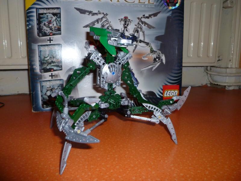 [Produits] Votre collection Bionicle - Page 14 P1010212