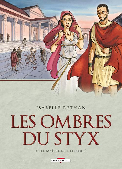 Les ombres du Styx et autres BD par Isabelle Dethan 97827511
