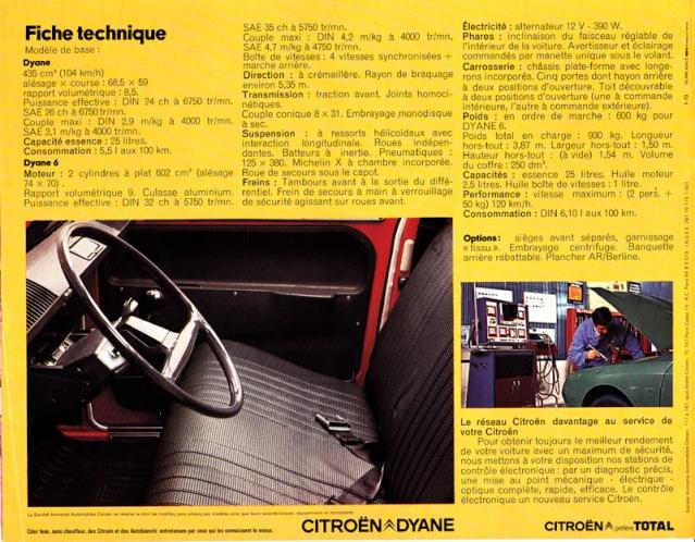Les bicylindres (2cv, Dyane, AMI 6et 8, Méhari.....) Brochu17