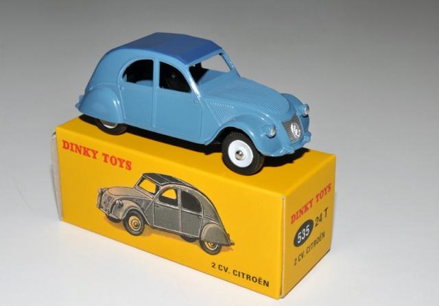 Dinky Toys Atlas 2 cv 535 24 T Dt_atl10