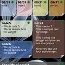 [WIDGET] ONEPUNCH NOTES : notepad puissant intégrant beaucoup de fonctionnalités [Gratuit/Payant] Unname11