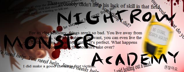 Nightrow Monster Academy