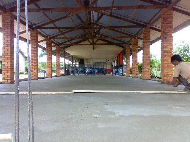 Projek membina 'dewan' SKTT... - Page 2 03032030