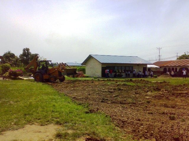 Projek pembinaan bangunan kelas 'kabin' 10052011
