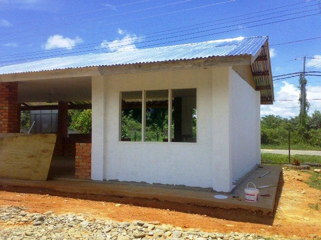 Projek membina 'dewan' SKTT... - Page 2 11042010