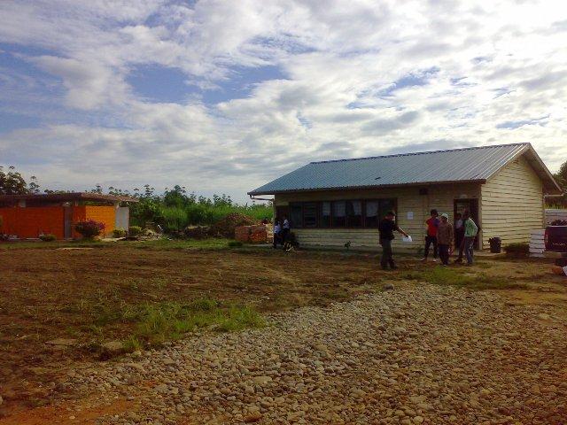 Projek pembinaan bangunan kelas 'kabin' 11052010