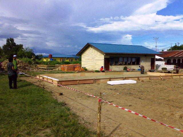 Projek pembinaan bangunan kelas 'kabin' 11052015