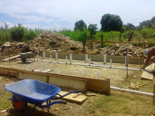 Projek pembinaan bangunan kelas 'kabin' 15052015