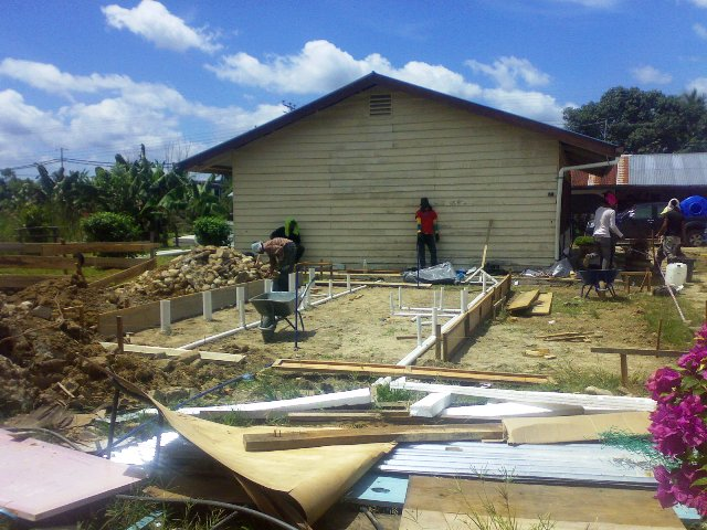 Projek pembinaan bangunan kelas 'kabin' 15052016