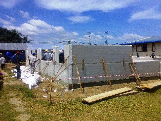 Projek pembinaan bangunan kelas 'kabin' 15052017