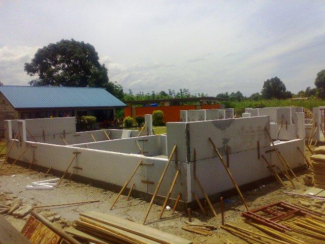 Projek pembinaan bangunan kelas 'kabin' 15052018