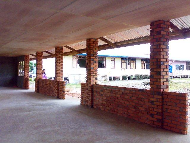 Projek membina 'dewan' SKTT... - Page 2 19032010